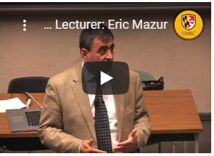 peer instruction by Eric Mazur